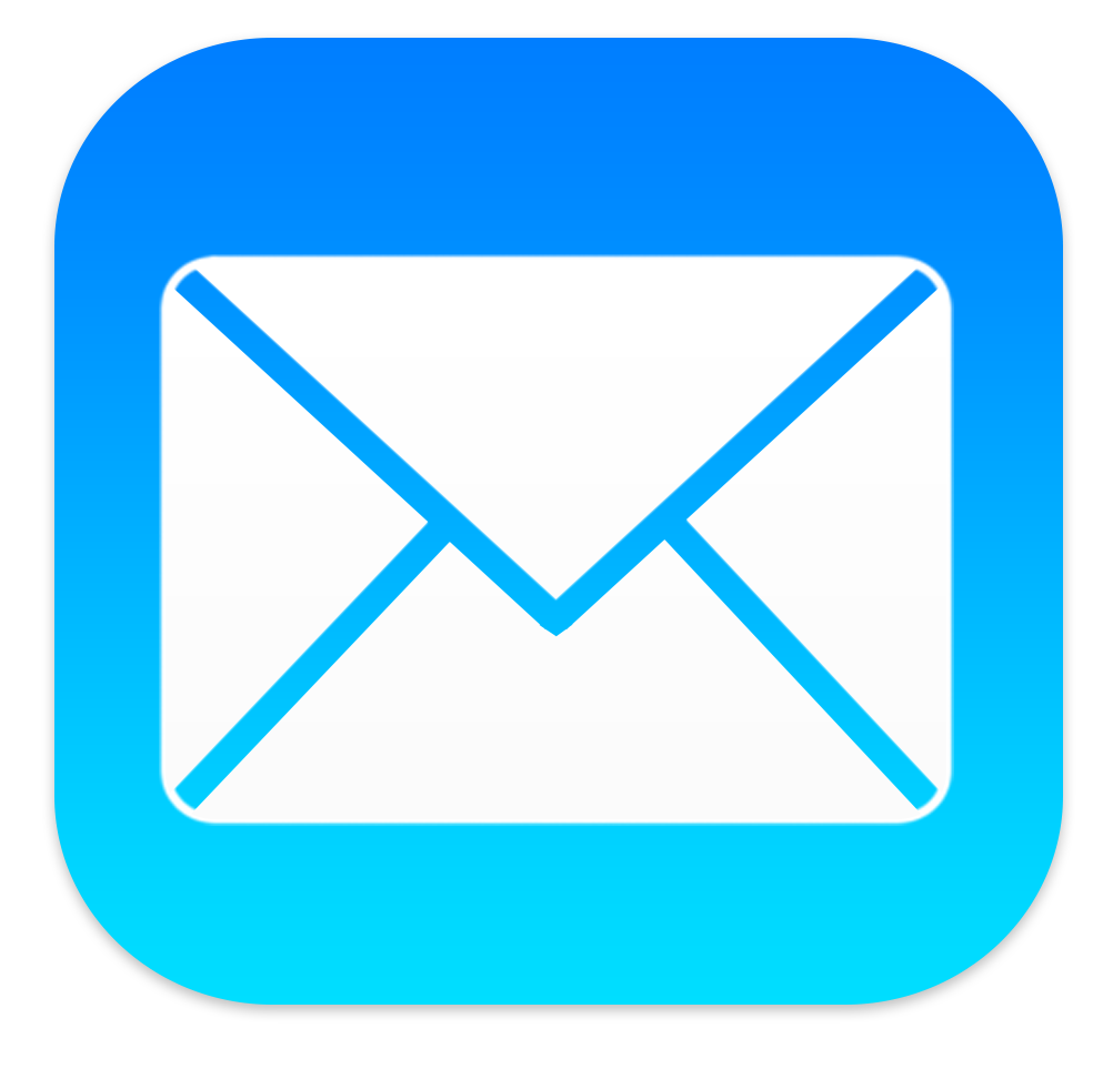 iphone mail icon png